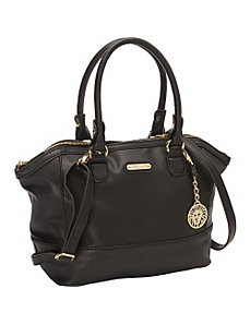 Jazzy Geos Medium Satchel by Anne Klein