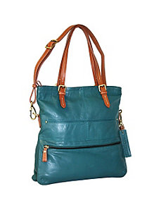 Convertible Tote by Nino Bossi