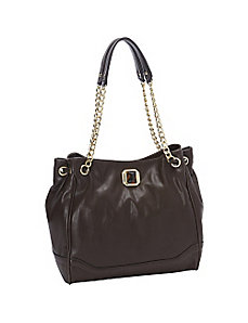 Glam Lustre Large Shopper by Nine West Handbags