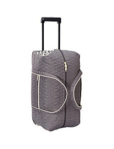 Carry-On Rolly by cinda b
