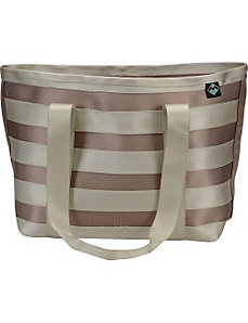 Tote of Many Colors: Open Top by Maggie Bags
