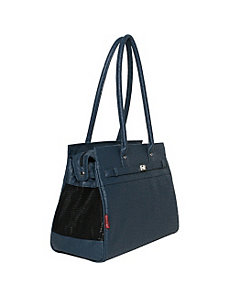 Embossed Ostrich Pet Carrier by Bark n Bag