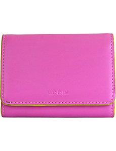 Audrey Mallory French Wallet by Lodis