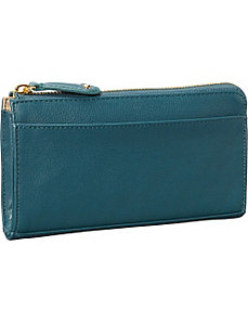 Cara Zip Around Wallet by Perlina