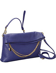 Francesca Foldover Crossbody by Perlina