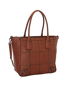 Shopper Tote Style Shoulder Bag by SW Global