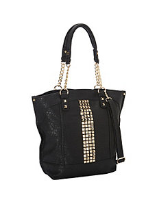 Stylish Stud Tote Style Shoulder Bag by SW Global