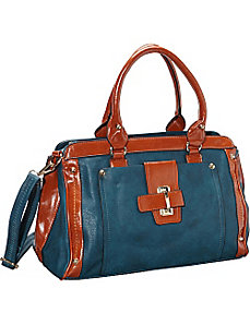 Urban Satchel Bag with Shoulder Strap by SW Global