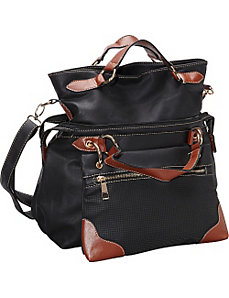 Convertible Stylish Satchel by SW Global