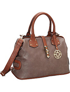 Gail Urban Satchel Bag with Shoulder Strap by SW Global