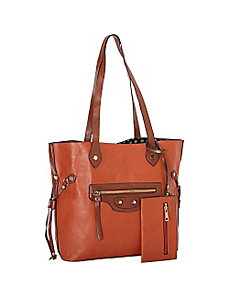 Whimsical Shopper Tote Bag by SW Global