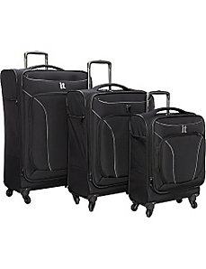 MegaLite Premium Collection 3 Piece Luggage Set by IT Luggage