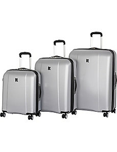 Copenhagen Collection 4 Wheeled 3 Piece Luggage Set by IT Luggage