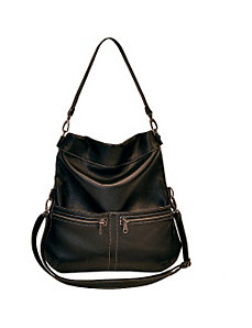 Mini Lauren Crossbody Fold Over Bag by Brynn Capella