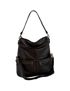 Lauren Foldover Crossbody Bag by Brynn Capella