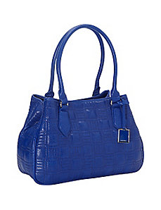 Show Stopper Medium Satchel by Nine West Handbags
