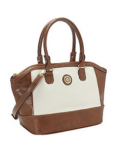 Fast Lane Satchel by Anne Klein