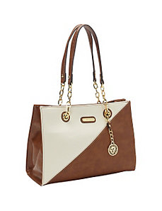 Fast Lane Tote by Anne Klein