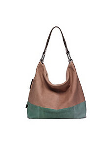 Sadie Color Block by Ellington Handbags