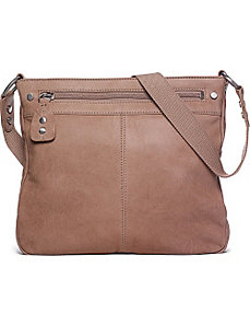 Eva Flat Crossbody by Ellington Handbags