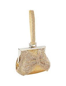 Bow Crystal Evening Bag by J. Furmani