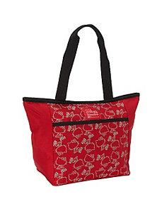X Hello Kitty Cedar Hill Tote Bag by Manhattan Portage