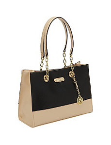 In Full Bloom Small Tote by Anne Klein