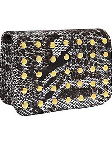 Snake Stud Clutch by Magid