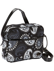 Nannette Bag, Black Pearl by Donna Sharp
