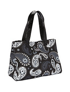 Shelley Bag, Black Pearl by Donna Sharp