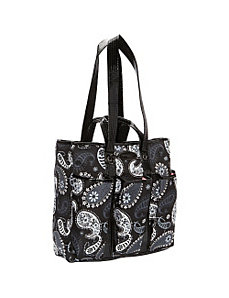 Utility Bag, Black Pearl by Donna Sharp