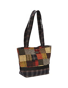 Medium Patched Tote, Woodland by Donna Sharp