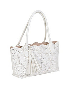 Small Paisley Tote by BUCO