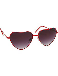 Sweetheart Heart Fashion Sunglasses by SW Global