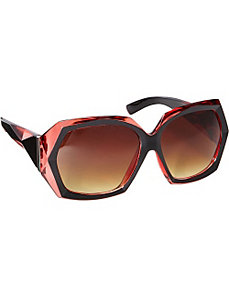 Diamond Shape Fashion Sunglasses by SW Global