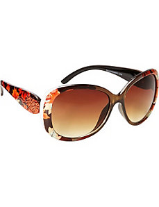 Oval Fashion Sunglasses by SW Global