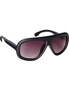 Tealwood Shield Fashion Sunglasses by SW Global