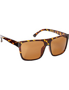Bluffwood Shield Fashion Sunglasses by SW Global