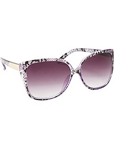 Lace Work Fashion Sunglasses by SW Global