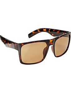 Pinewood Square Fashion Sunglasses by SW Global