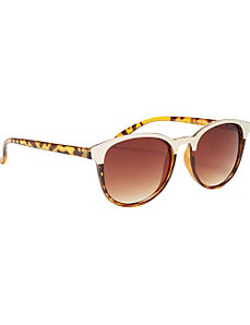 Chic Retro Oval Fashion Sunglasses by SW Global