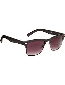 Sandalwood Square Fashion Sunglasses by SW Global