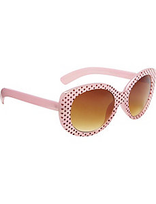 St. Lucy Oval Fashion Sunglasses by SW Global