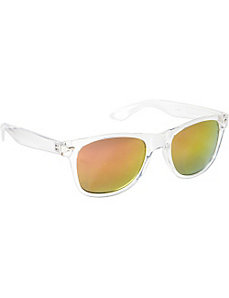 St. Lucas Wayfarer Fashion Sunglasses by SW Global