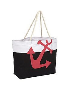 Canvas Anchor Tote by Magid