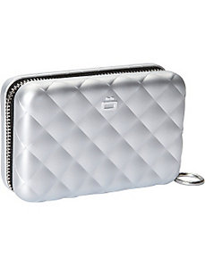 Quilted Clutch - RFID Blocking by Ogon