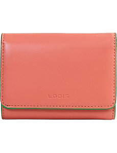 Audrey Mallory Small French Purse by Lodis