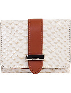 Capistrano Mallory Sm French Purse by Lodis