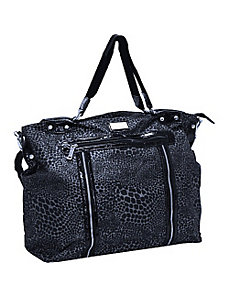 Animal Instinct Field Bag by Nicole Miller NY Luggage