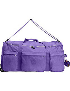Discover Large Wheeled Luggage Duffle by Kipling